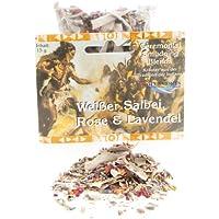 Berk HS-319 Räucherwerk - Weißer Salbei mit rose und lavendel preisvergleich bei billige-tabletten.eu
