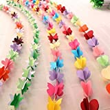 Best Party Decorations - Balloon Junction 3D Party Decoration Paper Garland Review