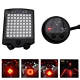 Best Bike Lane Lights - Multifunction Bicycle Turn Signal Light, Wireless Remote Control Review
