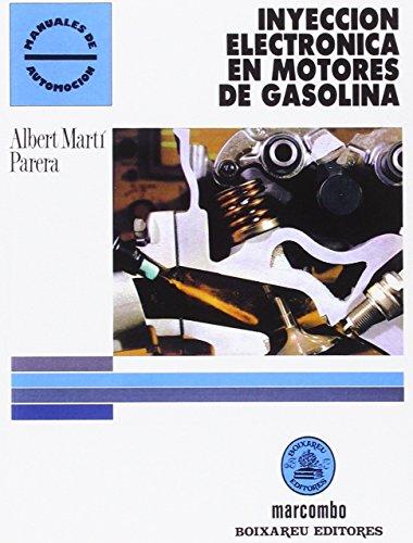 Inyección electrónica en motores de gasolina
