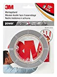 3M 486248 Montageband Power, 19 mm x 5 m x 0,8 mm, grau, 1er Pack