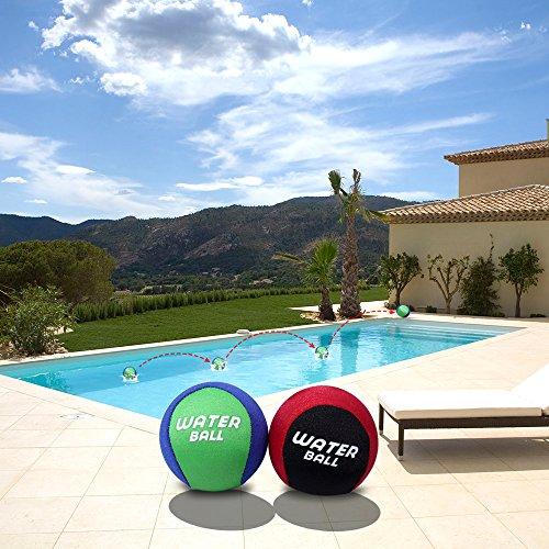 ingenden Ball Bounce Wasser Surf Jump Ball Ozean Pool Strand Stress Relief Ball ()