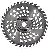 Alta qualità, lama per sega circolare (abilità) dischi di taglio di 160mm per legno sega circolare 160mm x 20mm (16mm) x 40denti