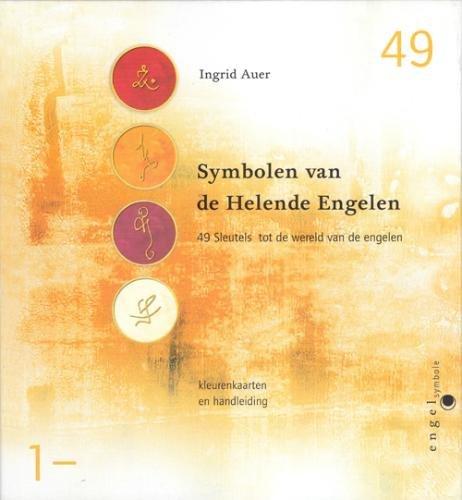 Symbolen van de helende engelen set (Der Heilung Symbol)