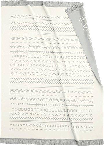 biederlack Überwurf, Baumwollmischgewebe, Mehrfarbig, 150 x 200 cm