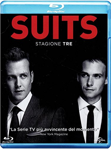 Suits [Blu-ray] [Import anglais]