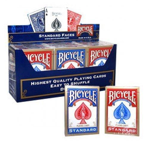Carte Bicycle Standard Index 12 Mazzi