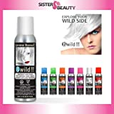 JEROME RUSSELL BWild Temporary Hair Color Spray - Siberian White immagine