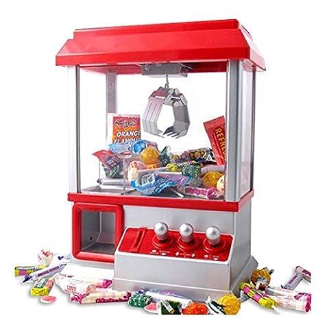 Machine à pince pour bonbons sweet pop times