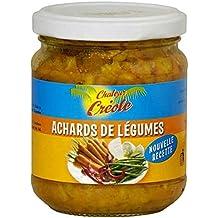 Achards de légumes Chaleur Créole 200g