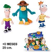 Phineas & Ferb Surtido 20cm - Figuras de acción surtidas (20 cm)