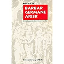 Barbar, Germane, Arier