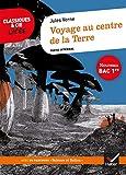 Voyage au centre de la Terre (Bac 2020) Suivi du parcours « Science et fiction »