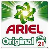 Ariel Original Lessive en Poudre 1,365kg 21Lavages...