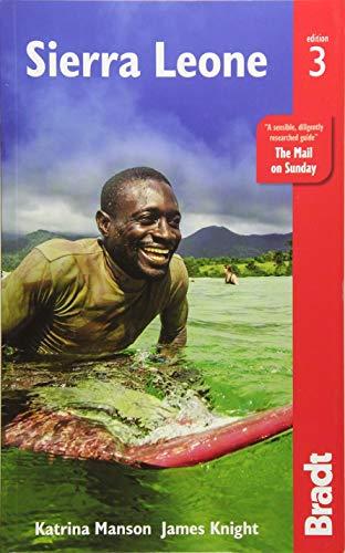 Sierra Leone (Bradt Travel Guides) por James Knight