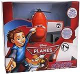 Mattel Y8522 Poldek Planes Remote Control Flugzeuge fur Pilot [Spielzeug]