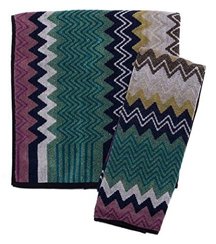 Missoni Home Badetuch 1+ 1Taylor Multicolor (Missoni Multi Color)