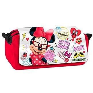 Portatodo Minnie Disney Teacher Triple
