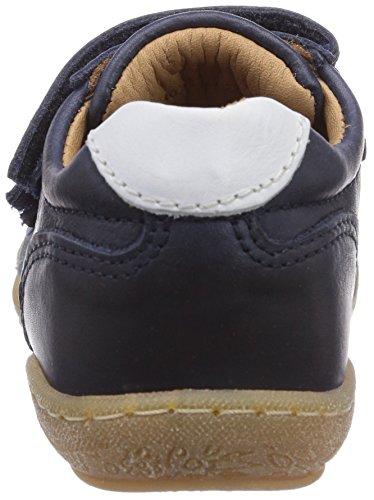 Bisgaard Velcro shoes Unisex-Kinder Sneakers Blau (20 Blue)