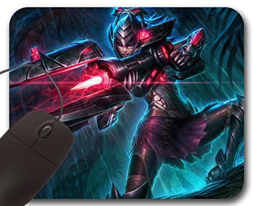Caitlyn Headhunter Skin Mousepad LOL - League of Legends Alfombrilla de Ratón