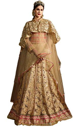 Justkartit 2017 Occasion Wedding Wear Cape Dress Anarkali Suits / 2017 Cape Jacket Anarkali Dress Material