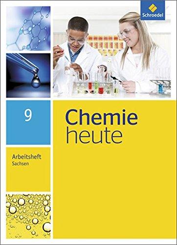 Chemie heute SI - Ausgabe 2013 für Sachsen: Arbeitsheft 9