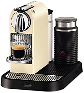 Delonghi EN 265.CWAE Pod Coffee Machine 1L – Coffee Maker (Pod Coffee Machine, 1 L, 19 bar, 1870 W, 50/60, 4.6 kg)