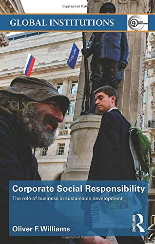 Corporate Social Responsibility (Global Institutions, Band 79)