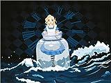 Posterlounge Acrylglasbild 80 x 60 cm: Kleine Alice von Kidz Collection/Editors Choice - Wandbild, Acryl Glasbild, Druck auf Acryl Glas Bild