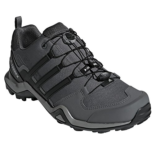 Preisvergleich Produktbild adidas Terrex Swift R2 GTX Shoe Men's Hiking 6.5 Grey-Black
