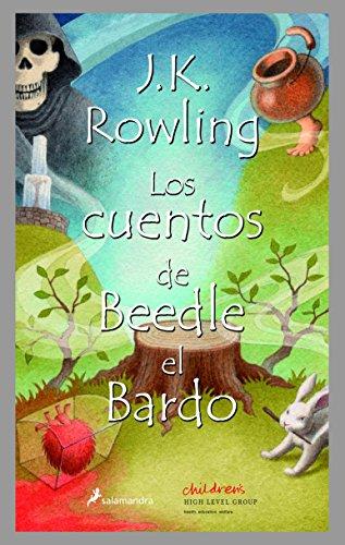 Los cuentos de Beedle el bardo Harry Potter