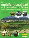 La multifuncionalidad de la agricultura en España