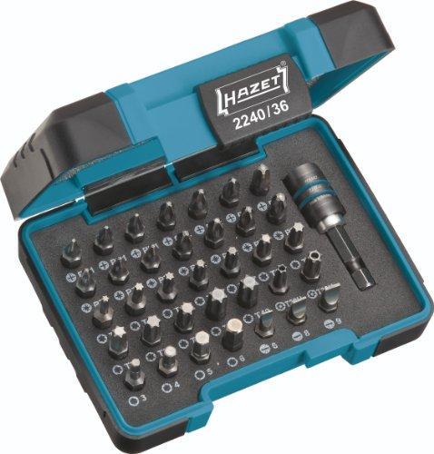 Preisvergleich Produktbild Hazet 2240/36 Profi-Bit-Box für den Handwerker