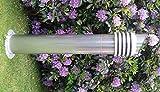 Ansaugturm für Erdwärmetauscher aus Edelstahl mit Filter