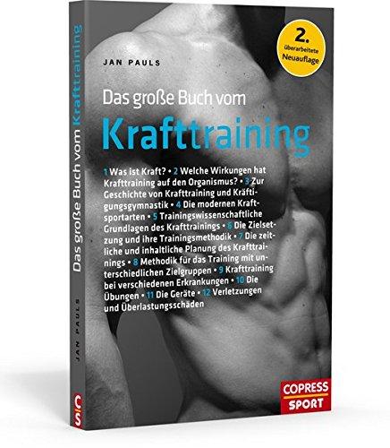 Das große Buch vom Krafttraining