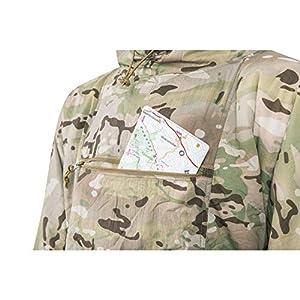 Helikon-Tex Swagman Rouleau Poncho, Bushcraft Line, Garçon Homme Femme Mixte, Motif Camouflage