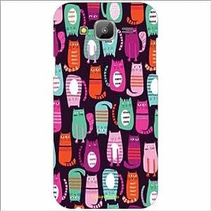 Design Worlds - Samsung Galaxy J5 Designer Back Cover Case - Multicolor Pho...