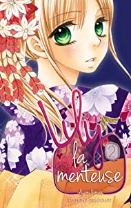 Lily la menteuse Edition simple Tome 2