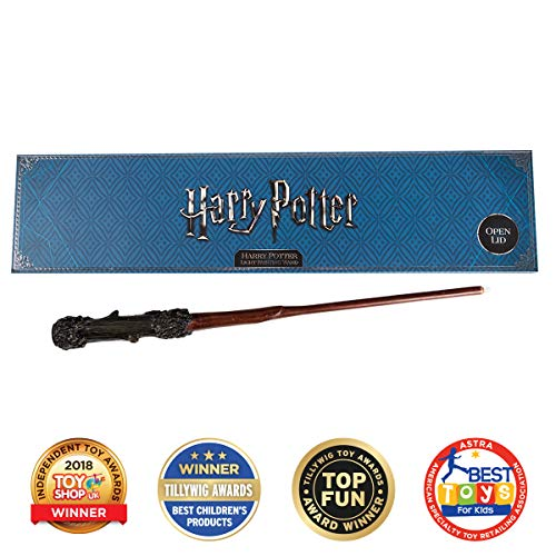 (J.K. Rowling's Wizarding World Wow! Stuff Collection, Harry Potter Licht-Malstab)