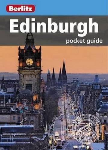 Edinburgh Pocket Guide Berlitz (Berlitz Pocket Guides)