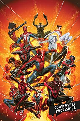 Spider-Geddon (fresh start) Nº1 par  Christos Gage, Jody Houser, Clayton Crain, Jorge Molina