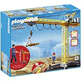 Playmobil 5466 Large Crane with IR Remote Controller