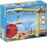 Playmobil Construcción - Grúa con radio control (5466) - Playmobil Construcción - amazon.es