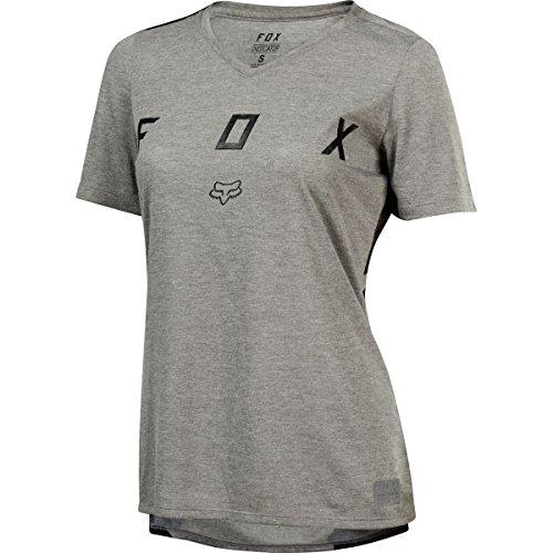 FOX Womens Indicator Ss Mash Camo Jsy, Shadow , Größe S (Gesichter, Klassische Weiches T-shirt)