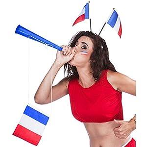 Aptafêtes-ac2560-Gafas Diseño de símbolo de la Paz y el Amor diseño de la Bandera de Estados Unidos-Talla única