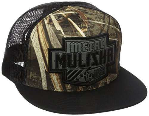 metal-mulisha-trucker-cap-coalition-camo-one-size-schwarz