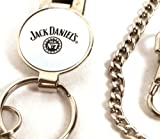 Jack Daniels Old No. 7 cadena larga titular de la clave