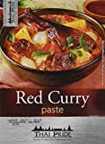 THAI PRIDE Curry Paste, rot, 12er Pack (12 x 50 g)
