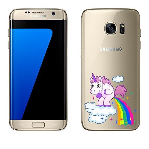 Samsung Galaxy S7 Edge Hülle von licaso® aus TPU schützt Dein S7 Edge 5,5