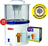 Usha Shriram Water Guard 20L Gravity Based Water Purifier